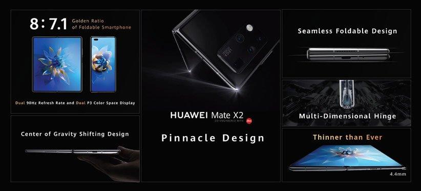 Huawei Mate X2 2 1
