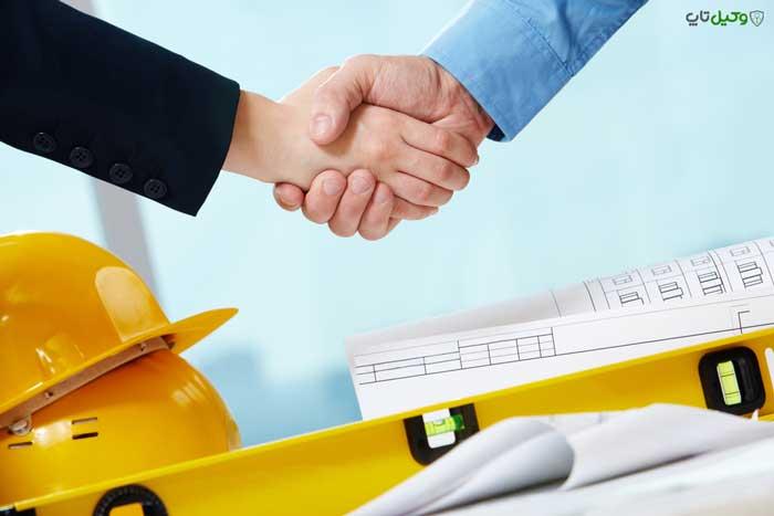 انواع قرارداد تجاری